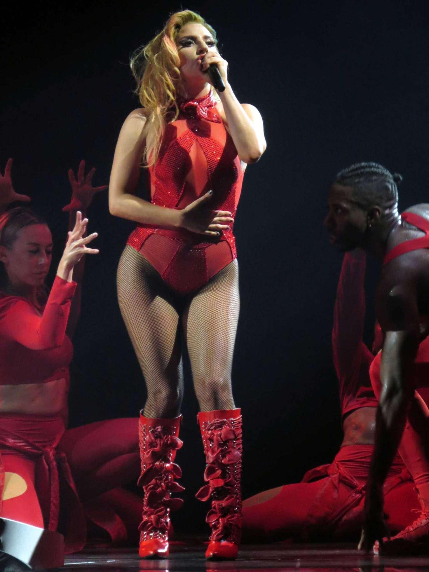 Lady Gaga Joanne World Tour Nyc