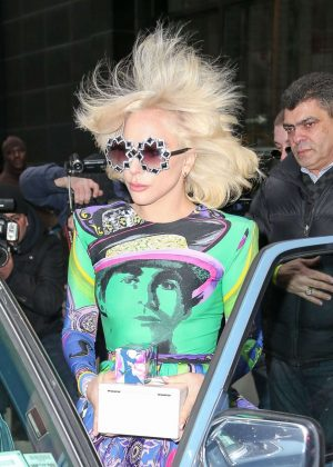Lady Gaga - Out in NYC