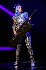 Lady Gaga - Performs at SiriusXM + Pandora Presents Lady Gaga at The Apollo in NYC