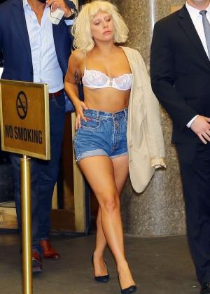 Lady Gaga - Radio City Music Hall in New York