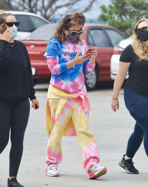 Lady Gaga - Stepped out in Los Angeles