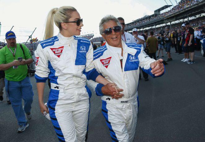 Lady Gaga - The 100th Indianapolis 500