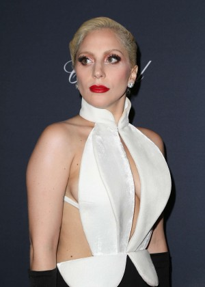 Lady Gaga - The Weinstein Company's Pre-Oscar Dinner 2016 in Beverly Hills