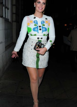 Lady Kitty Spencer - Love Magazine Party at Lou Lou's in London