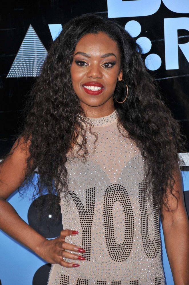 Lady Leshurr - 2017 BET Awards in Los Angeles