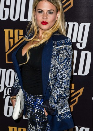 Lady Nadia Essex - Going For Gold Magazine Launch Party in London
