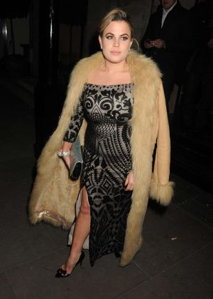 Lady Nadia Essex - The Nordoff Robbins Six Nations Rugby Dinner in London