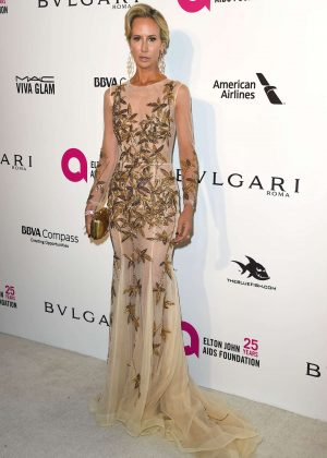 Lady Victoria Hervey - 2018 Elton John AIDS Foundation's Oscar Viewing Party in West Hollywood