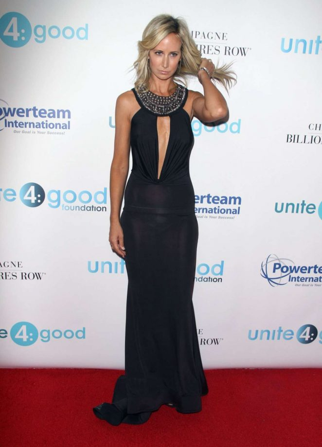 Lady Victoria Hervey - 4th Annual unite4:humanity gala in Los Angeles