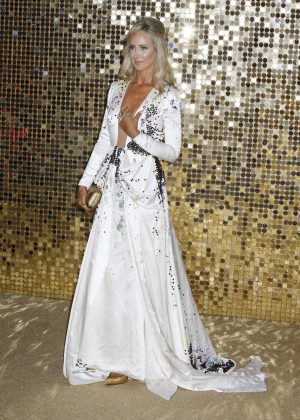 Lady Victoria Hervey - 'Absolutely Fabulous: The Movie' Premiere in London