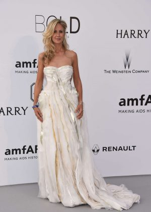 Lady Victoria Hervey - amfAR's 23rd Cinema Against AIDS Gala in Antibes
