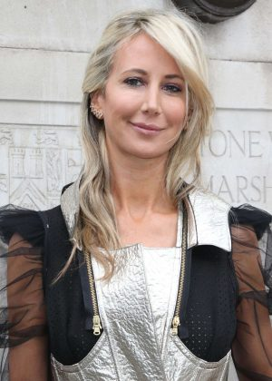 Lady Victoria Hervey at Freemasons Hall in London