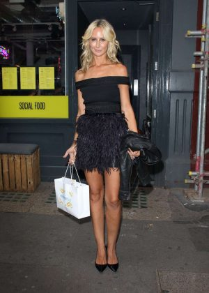 Lady Victoria Hervey - Camilla Dallerup Reinvent Me Book Launch Party In London