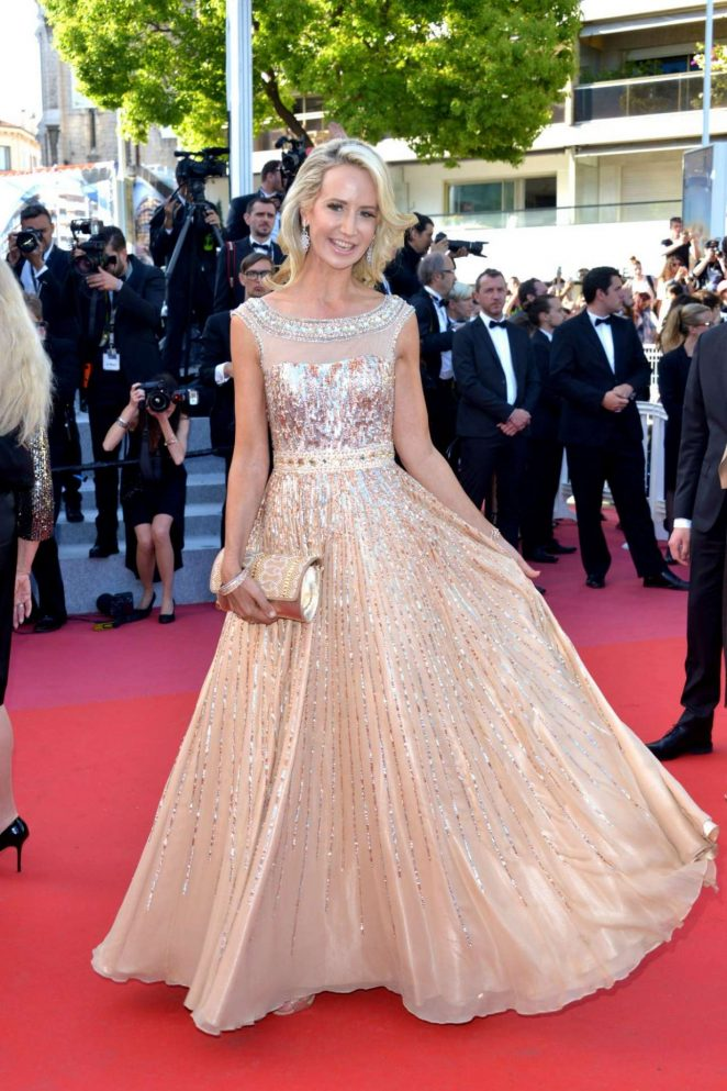 Lady Victoria Hervey - Capharnaum Premiere At 2018 Cannes Film Festival