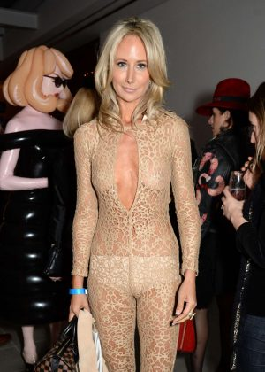 Lady Victoria Hervey - Fashion Film Event at 2017 LFW in London