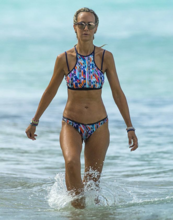 Lady Victoria Hervey in Bikini 2017 -18
