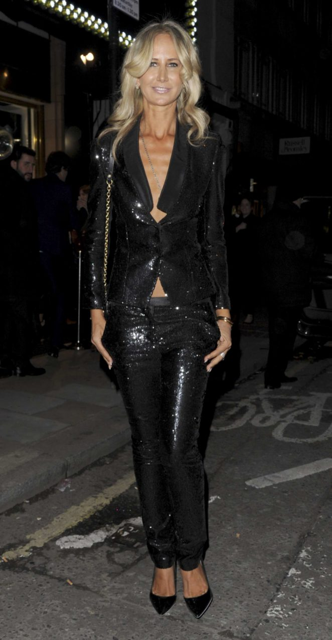 Lady Victoria Hervey - Jimmy Choo v Annabels Launch Party in London