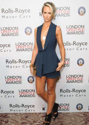 Lady Victoria Hervey - London Lifestyle Awards 2016 in London