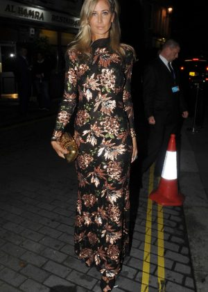 Lady Victoria Hervey - Love Magazine Party at Lou Lou's in London