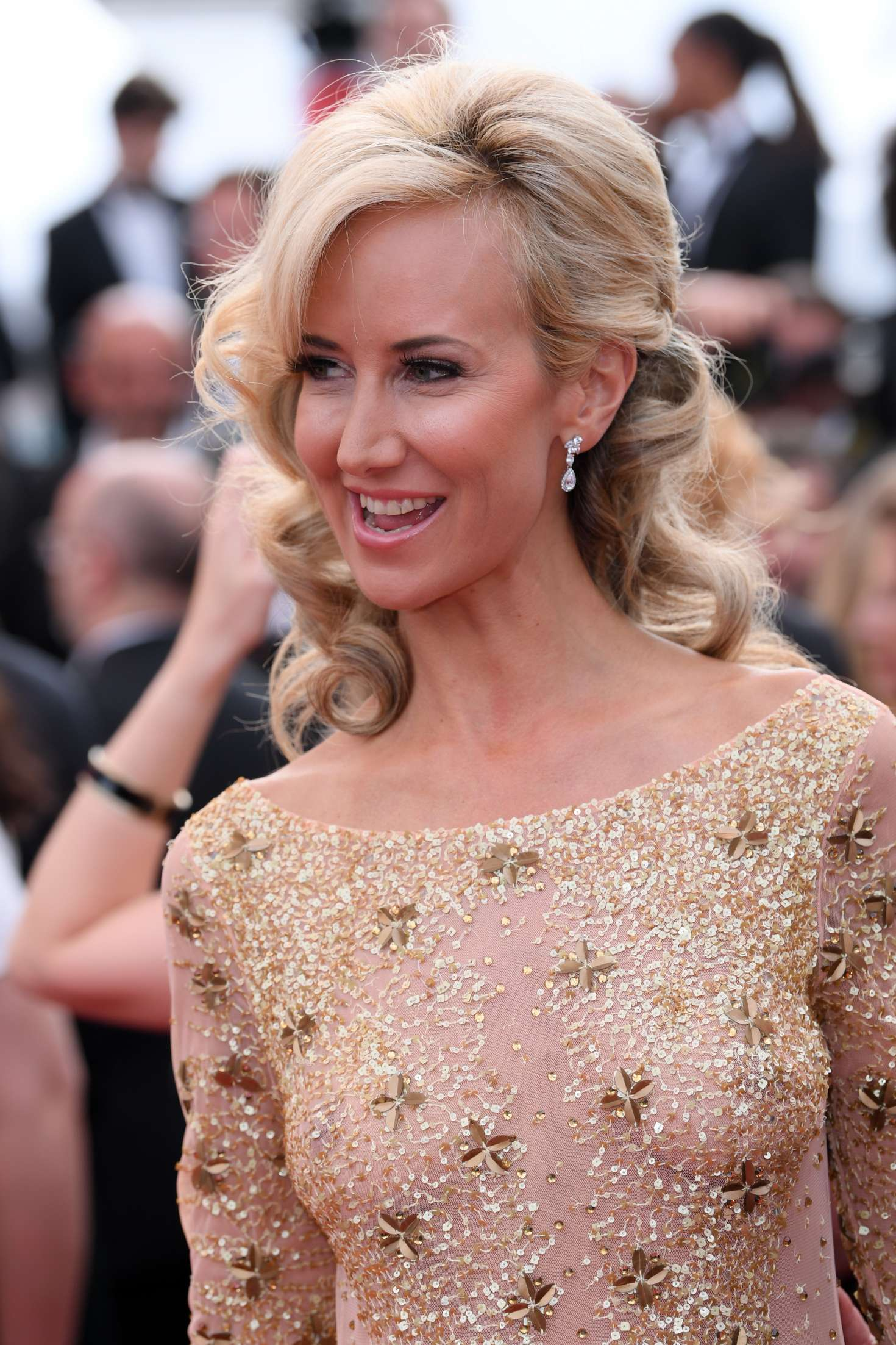 Lady Victoria Hervey 2017 : Lady Victoria Hervey: Loveless Premiere at 70th Cannes Film Festival -02