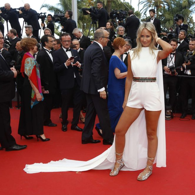Lady Victoria Hervey - 'Money Monster' Premiere at 2016 Cannes Film Festival
