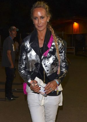 Lady Victoria Hervey - Neon Carnival Party at 2018 Coachella in Indio