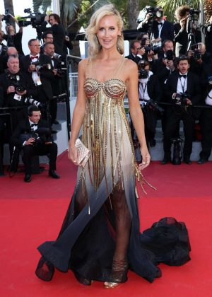 Lady Victoria Hervey - 'Okja' Premiere at 70th annual Cannes Film Festival