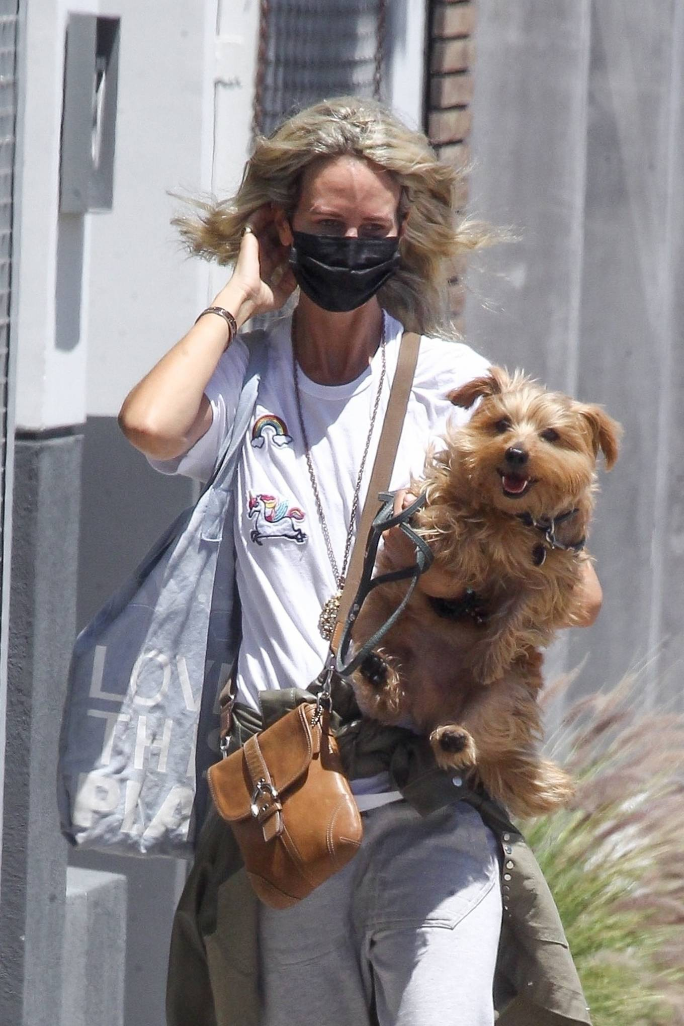 Lady Victoria Hervey 2020 : Lady Victoria Hervey – Out for a walk with her dog in West Hollywood-04