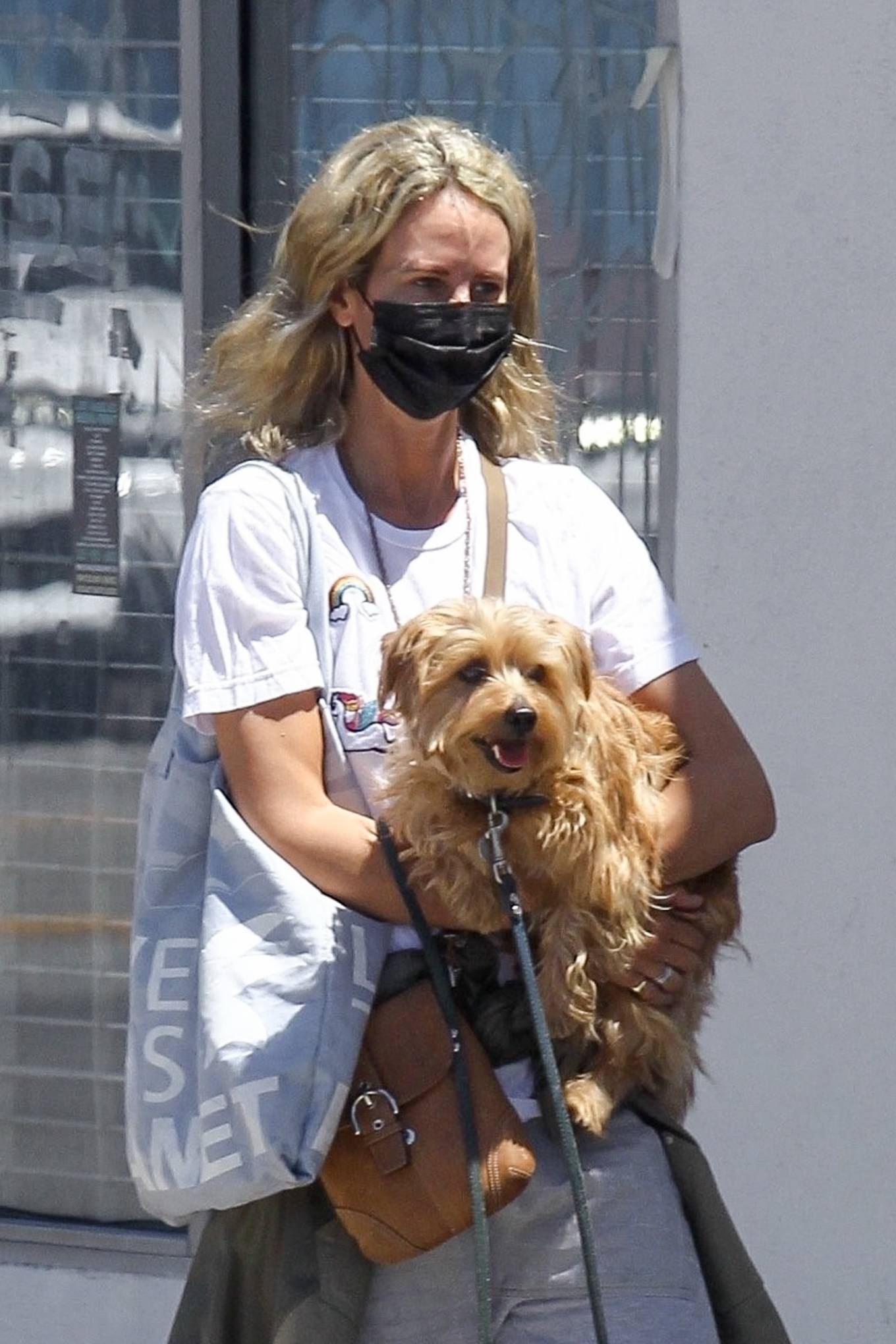 Lady Victoria Hervey 2020 : Lady Victoria Hervey – Out for a walk with her dog in West Hollywood-07