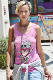 Lady Victoria Hervey - Out on Sunset Boulevard in West Hollywood