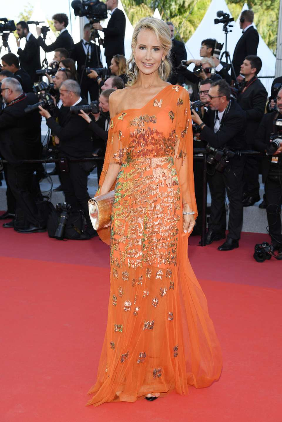 Lady Victoria Hervey - 'Rocktman' Screening at 2019 Cannes Film Festival