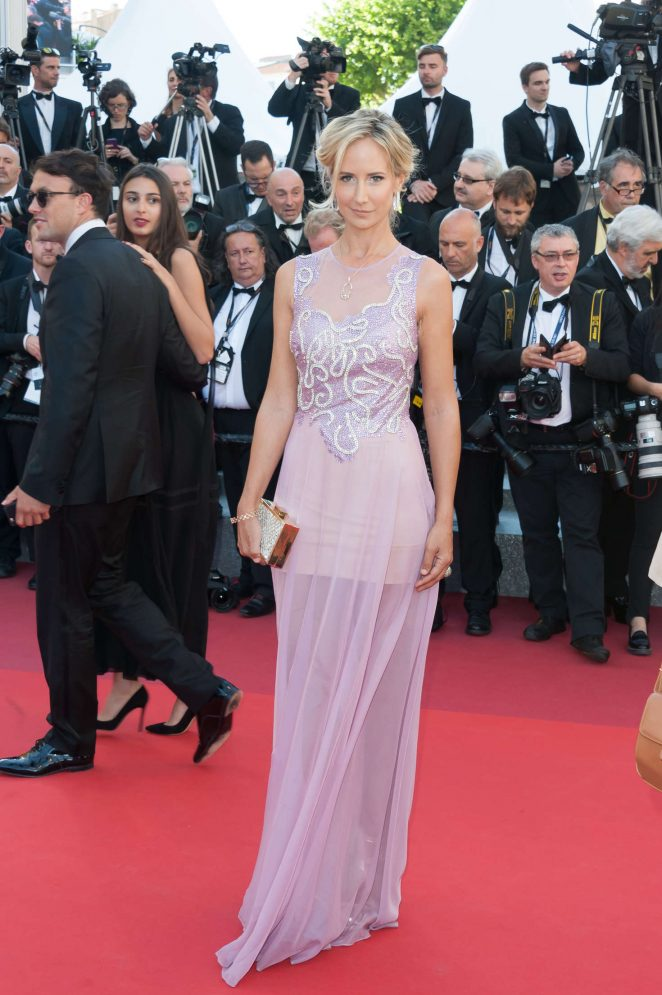 Lady Victoria Hervey - 'The Last Face' Premeire at 2016 Cannes Film Festival