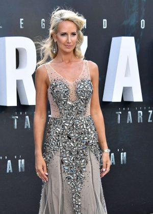 Lady Victoria Hervey - 'The Legend Of Tarzan' Premiere in London
