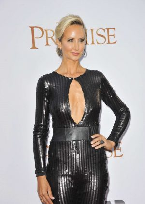 Lady Victoria Hervey - 'The Promise' Premiere in Los Angeles