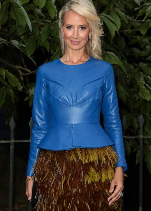 Lady Victoria Hervey - The Serpentine Galleries Summer Party in London