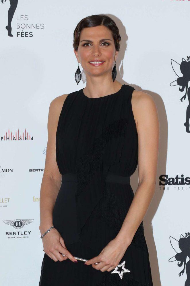 Laetitia Bleger - Les Bonnes Fees Charity Gala in Paris