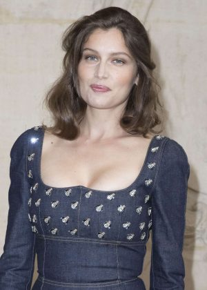 Laetitia Casta - Christian Dior Show SS 2017 in Paris