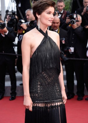 Laetitia Casta - Closing Ceremony and 'Le Glace Et Le Ciel' Premiere in Cannes
