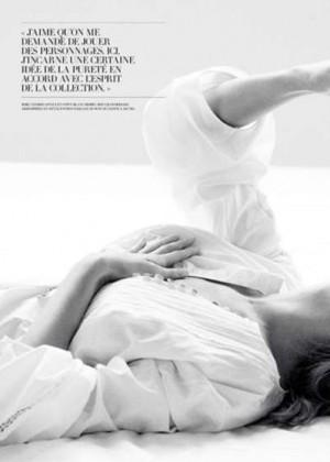 Laetitia Casta - Dior Magazine 2015