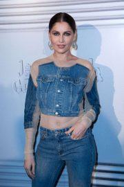 Laetitia Casta - Jean-Paul Gaultier Haute Couture Show in Paris