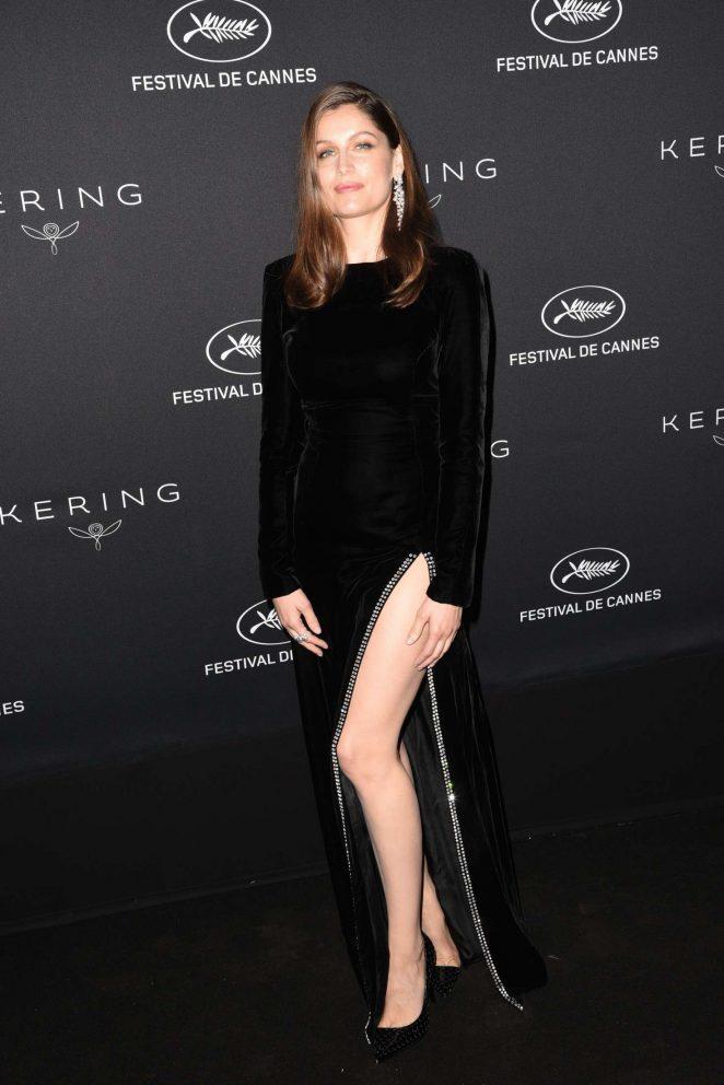 Laetitia Casta - Kering Women in Motion Awards 2017 in Cannes