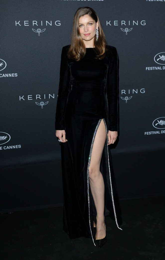 Laetitia Casta: Kering Women in Motion Awards 2017 -04