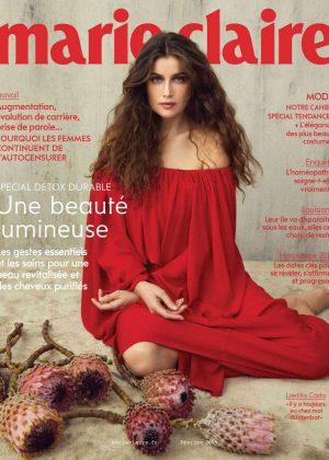 Laetitia Casta - Marie Claire France Magazine (February 2019)