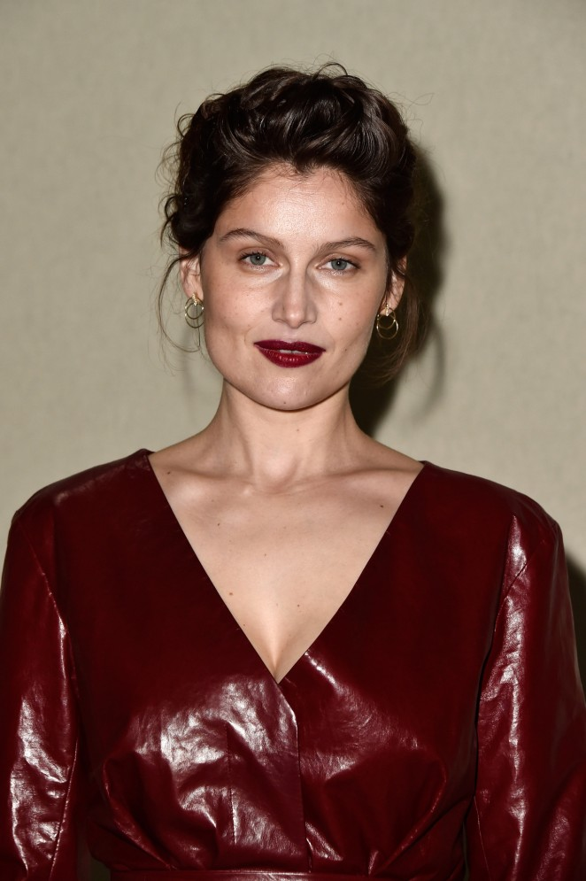 Laetitia Casta - Nina Ricci Fashion Show 2016 in Paris