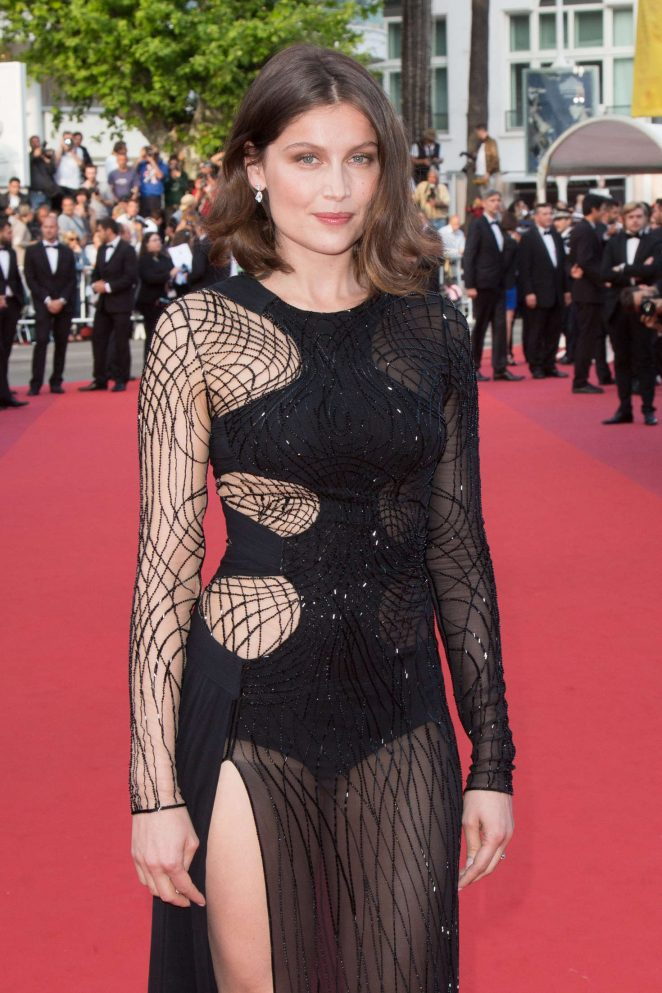 Laetitia Casta - 'The Unknown Girl' Premiere at 2016 Cannes Film Festival