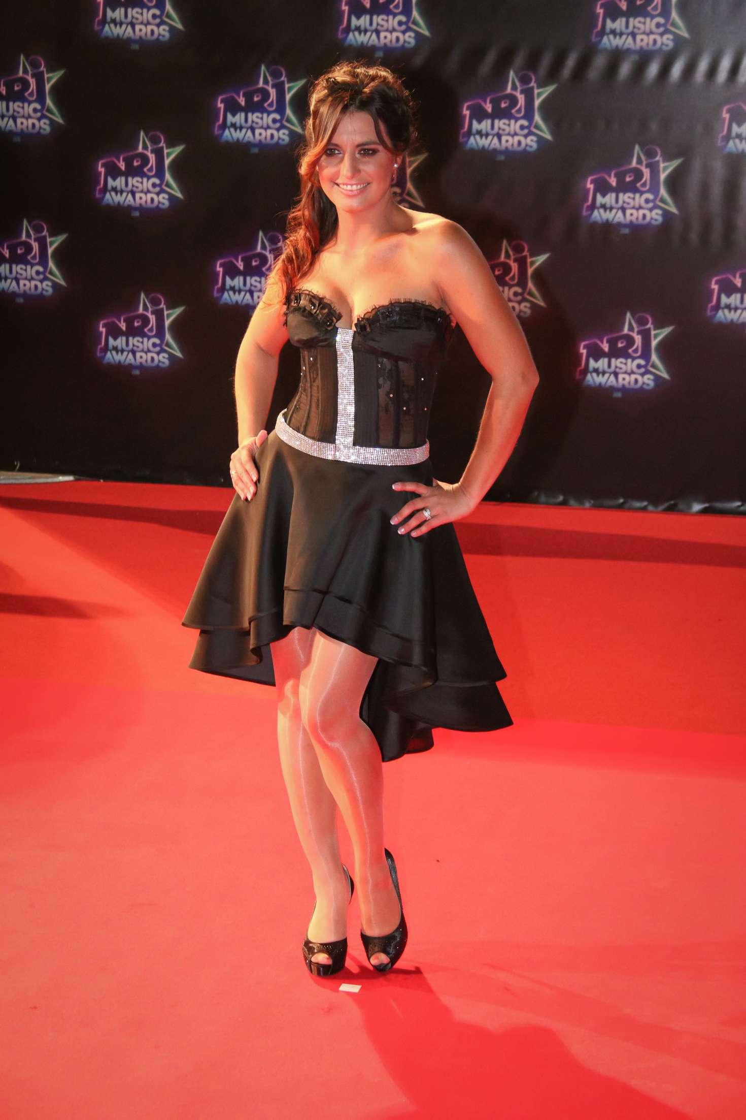 Laetitia Milot – NRJ Music Awards 2016 in Cannes