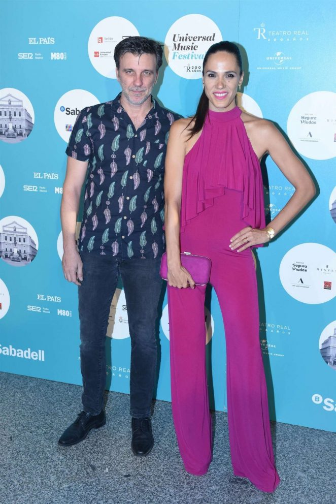 Laia Alemany - Universal Music Festival 2017 in Madrid