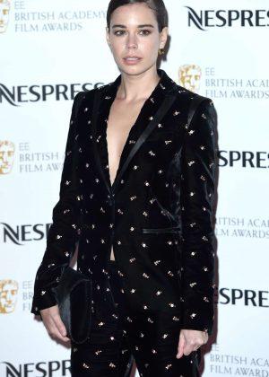 Laia Costa - BAFTA Nespresso Nominees' Party in London