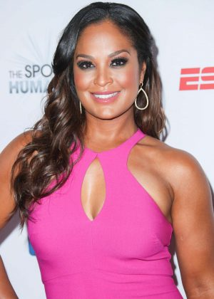 Laila Ali - 3rd Annual Sports Humanitarian Of The Year Awards in LA