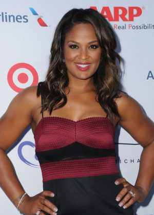 Laila Ali - HollyRod Foundation's 2016 DesignCare Gala in Pacific Palisades